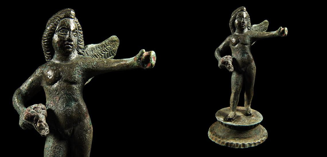 Roman Cupid Statuette: Starting at £630