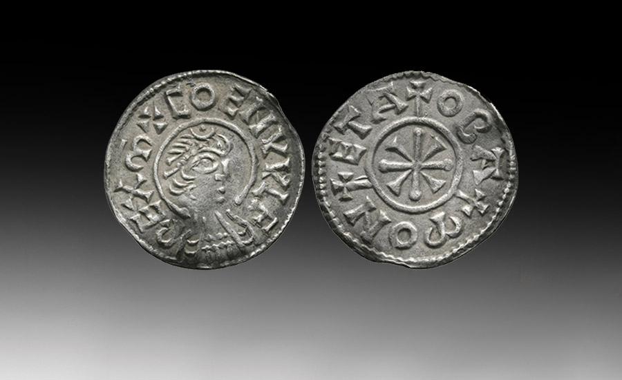 Coenwulf Anglo-Saxon Penny   £3,000 - £4,000